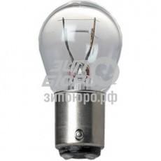Лампа заднего фонаря (2х-нит) 21/5W белая BAY15D (точки на разн. высоте/напротив др.др) (SVS)-0200014000