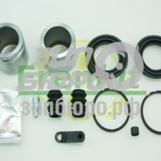 Ремкомплект суппорта переднего Rexton II/Kyron/Sorento/Santa Fe (поршень+резинки) (FRENKIT)-245925