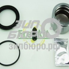 Ремкомплект суппорта переднего Musso/Korando (резинки и поршень) (FRENKIT) (com)-260969