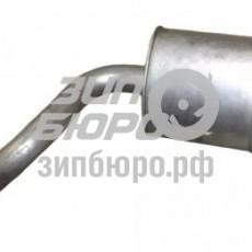 Глушитель (последняя часть) (хвостовик) D2,7DTP (5-LINK) (250mm) Rexton II (EDEX)-5701