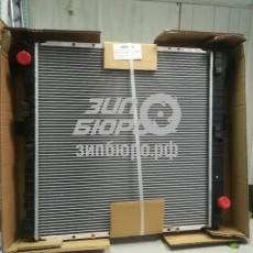 Радиатор основной Actyon/Kyron МКПП (D20/D27/E23) (ZETRA)-CCRD003