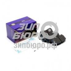 Колодки тормозные задние Sportage II (Слов.)/Ceed I/Cerato II/Rio II/Sportage SL/IX35 (CARLine)-CLN1038