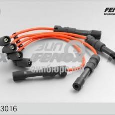 Провода высоковольтные Nexia(1.5)/Aveo/Rezzo(1.6)/Cruze(1.6) DOHC (под модуль зажигания) (FENOX)-IW73016