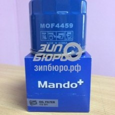 Фильтр масляный Accent-Tucson (бензин) (MANDO)-MOF4459