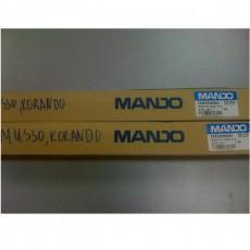 Амортизатор задний Musso/Korando (газ) (MANDO)-4530105205