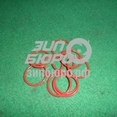 Кольцо уплотнительное крышки двигателя передней Musso/Korando/Rexton/Actyon/Kyron/Actyon Sports-0179972148