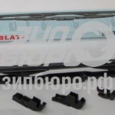 Щетка стеклоочистителя 53 cm (каркасная) (ALCA)-111000
