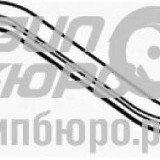 Глушитель (задняя часть) (хвостовик) (длинная база) (бензин) (сталь) Sportage I (ATIHO)-13003S