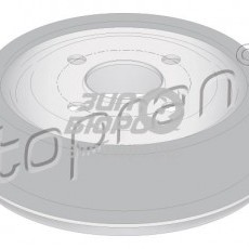 Барабан тормозной задний Nexia/Lanos (HANS PRIES)-200930755