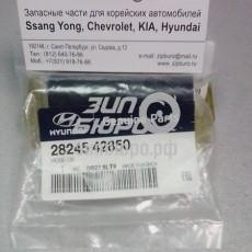 Шланг масляный турбокомпрессора возвратный Porter-2824542850