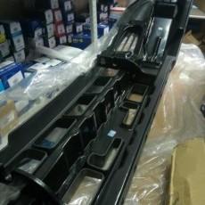 Накладка бампера переднего (в сборе) Korando/Tager (без п/т) (экспорт)-7871006204AAJ
