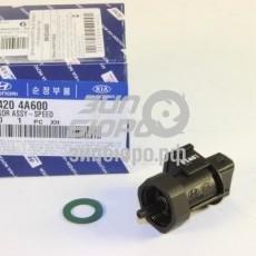 Датчик скорости МКПП Accent/Sonata V/Tucson (Kia All / Hyundai All)-964204A600