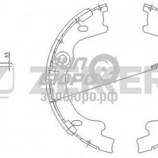 Колодки стояночного тормоза Ceed I/Sportage II/i30 (ZEKKERT)-BK4454