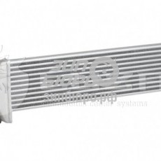 Радиатор интеркулера Actyon/Kyron (D20) (LUZAR)-LRIC1750