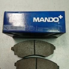 Колодки тормозные передние Musso/Korando/Tager/Roadpartner 00- (MANDO)-MPH02