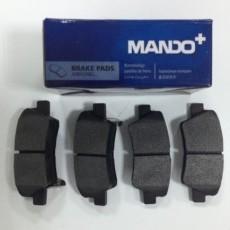 Колодки тормозные задние Solaris/Sonata NF/Tucson 08-/Rio III/I40/Soul/Actyon II (MANDO)-MPH39