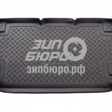 Коврик в багажник (полиуретан) Korando/Tager (NORPLAST)-NPLP8316
