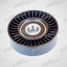 Ролик натяжителя ремня генератора Carnival/Terracan/Bongo III (2,9 TDI) (PATRON)-PT64013